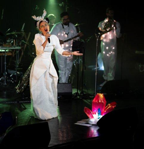 Blackbird Ensemble Presents 'Björk:  All is full of love'