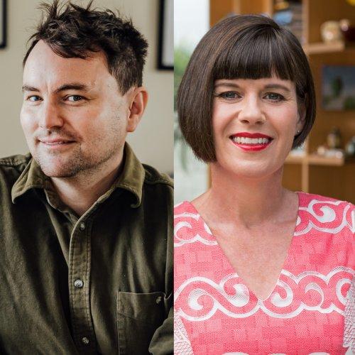 Funny Ha Ha - Tom Sainsbury & Catherine Robertson