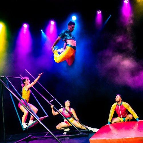 WERK IT Circus Trick Tease