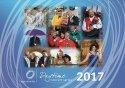 2017 Calendar inc postage